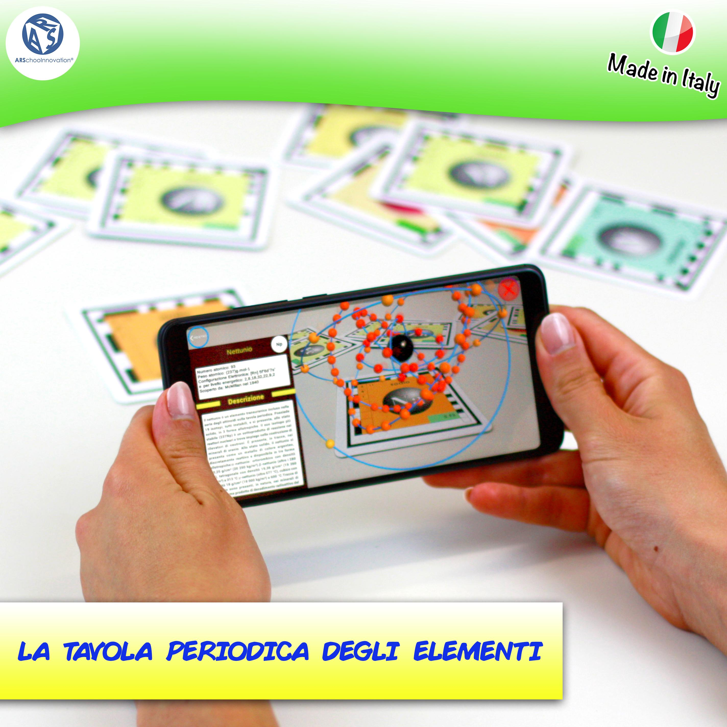 ARS Chimica Scuole medie